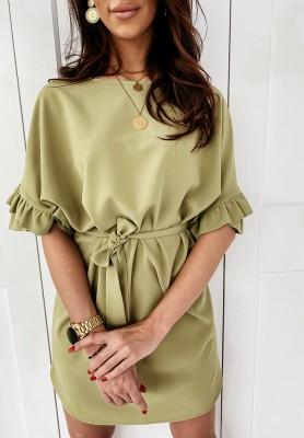 Sukienka Cubana Olive
