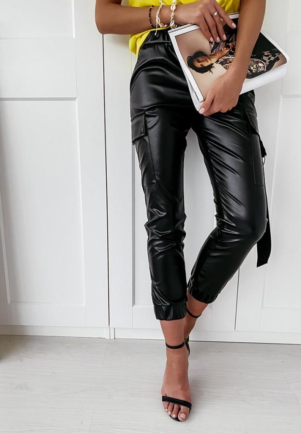 Spodnie Baggy Mind Black