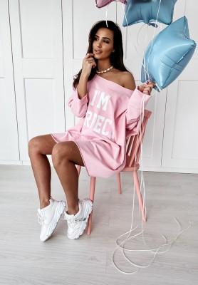 Bluza I'm Perfect Pink