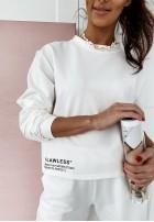 Bluza Flowless Biała