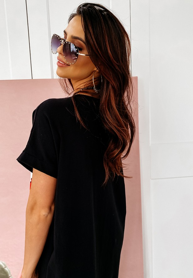 Sukienka Hippie Black