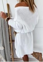 Sweter California Ecru