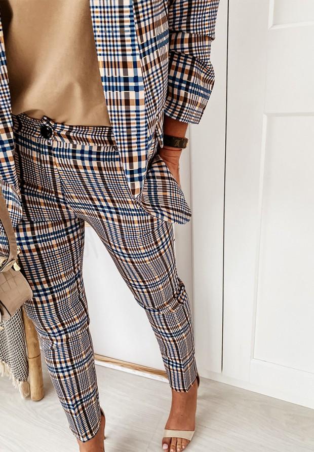 Spodnie Krata Ambre Blue