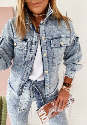 Kurtka Jeans Premium Miami