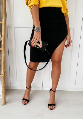 Spódnica Slim Vibes Black