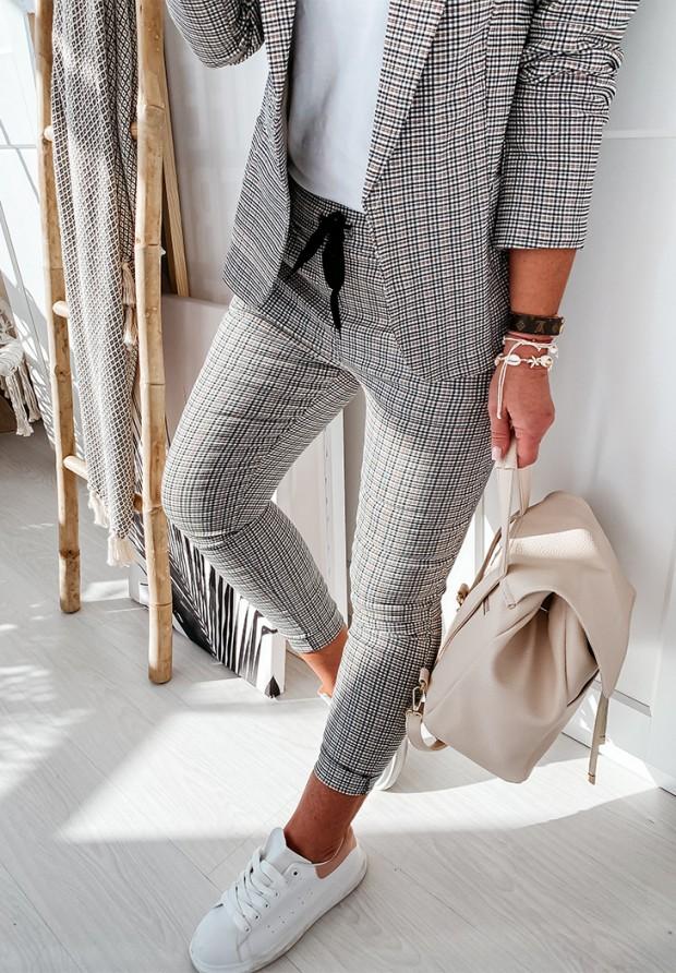Spodnie Krata Freya
