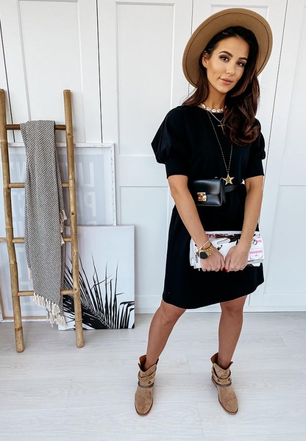 Sukienka Andzela Collection Black