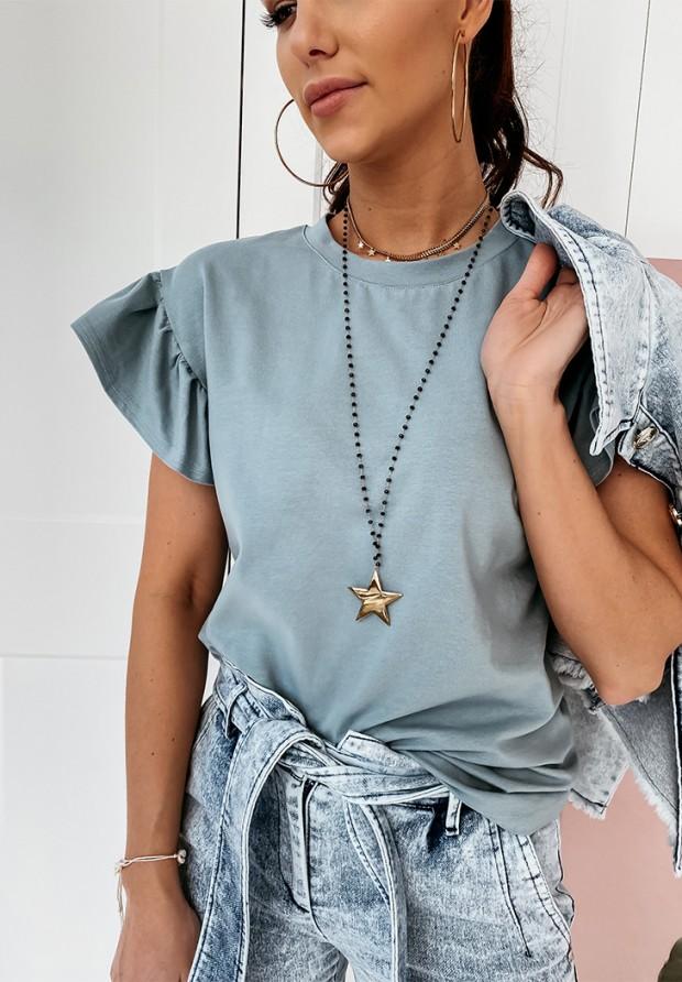 Bluzka Malva Blue