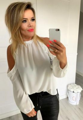 Bluzka Kylie Biała