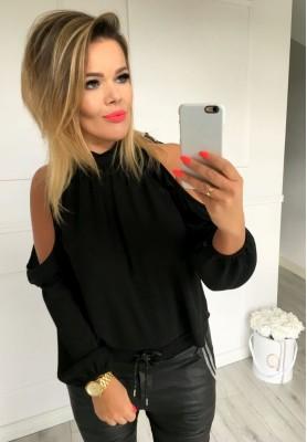 Bluzka Kylie Czarna