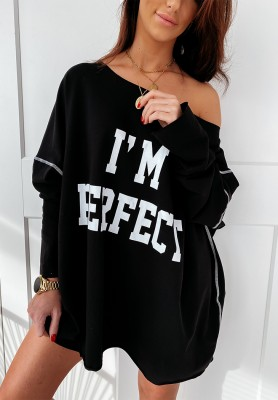 Bluza I'm Perfect Black