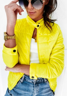 Kurtka Promise Yellow