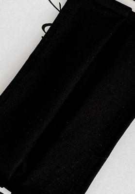 Maseczka Classic Black