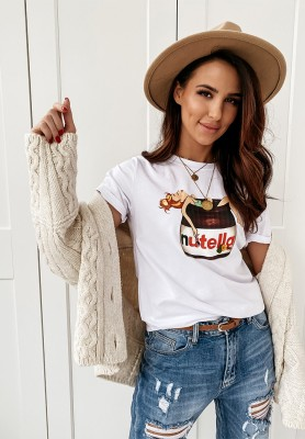 T-shirt Nutella