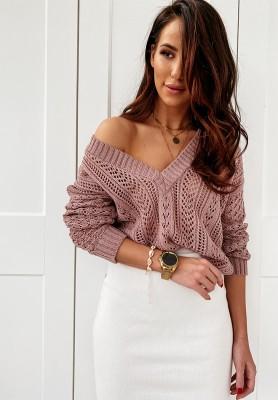 Sweter Shirley Wrzos
