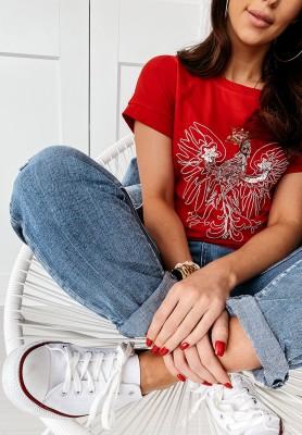T-shirt Orzeł Czerwony