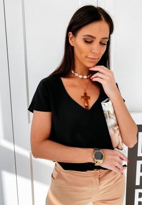 Bluzka Zaya Black