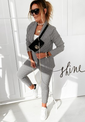 Spodnie Luxe