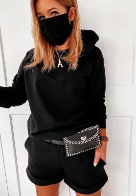 Maska Simpli Black