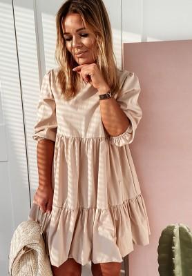 Sukienka Solina Nude