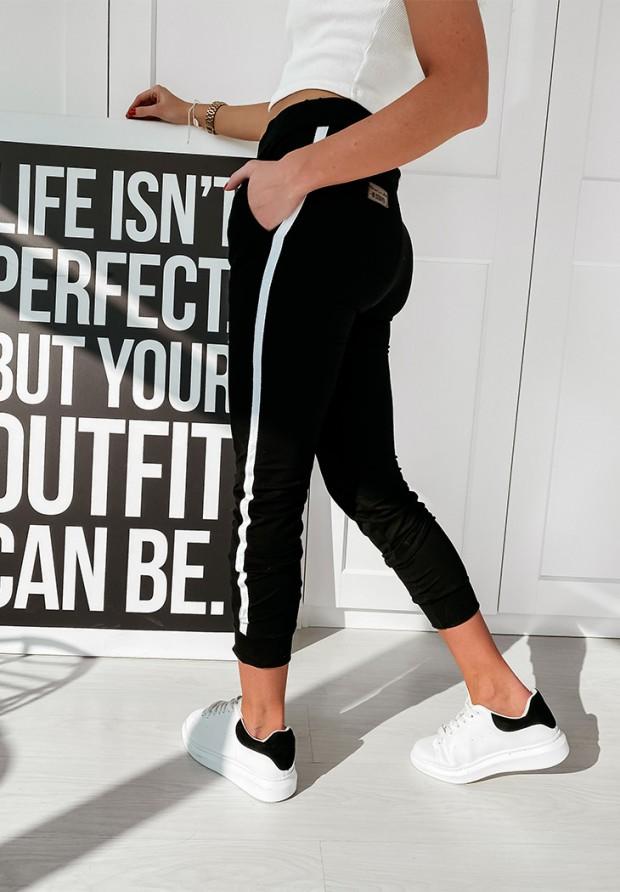 Spodnie Dresowe Classic Black