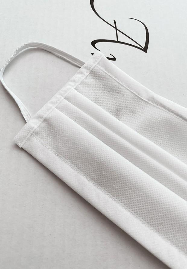 Maska Safe White