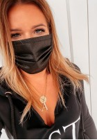 Maska Safe Black