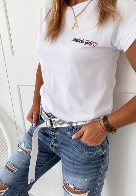 T-shirt Andzelalove White