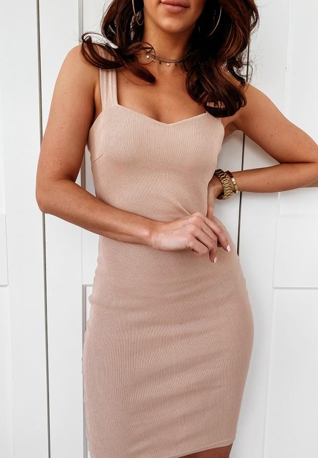 Sukienka Mihos Slim Nude