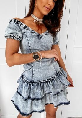 Sukienka Jeans Dallas