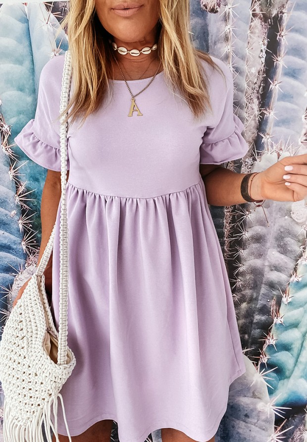 Sukienka Angel Lilac