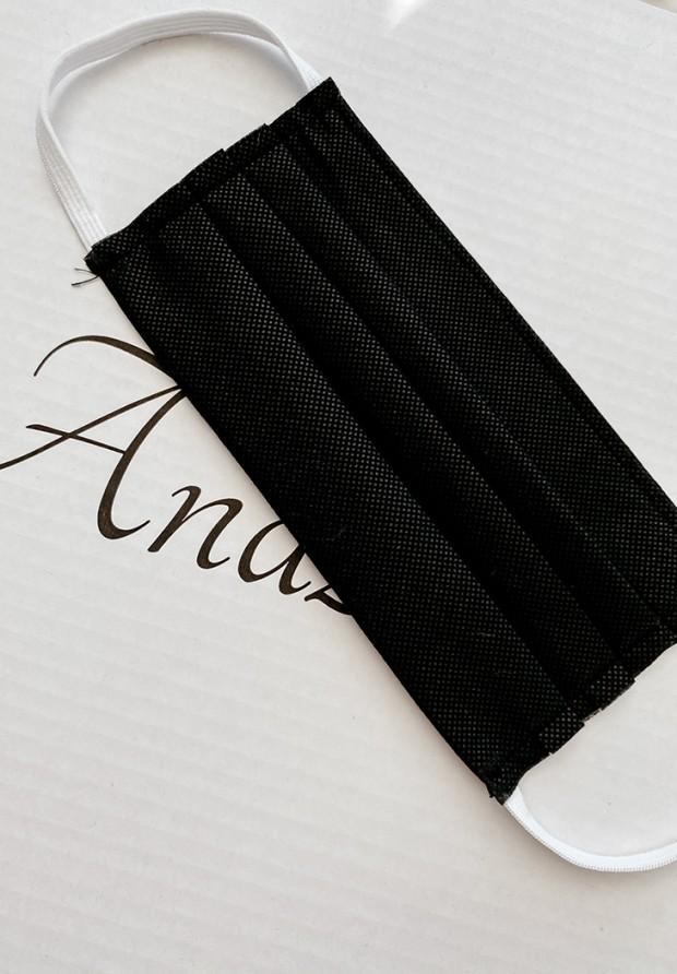 Maska Standard Black