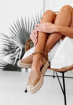 Sandałki Goya Camel