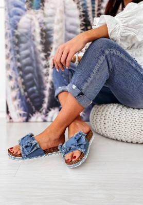 Klapki Metropolitan Jeans