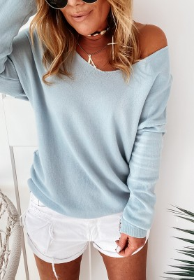 Sweter Parma Baby Blue