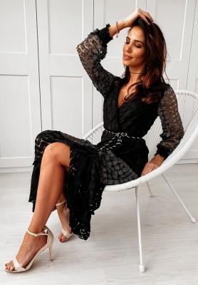 Sukienka Boho Cristal Black