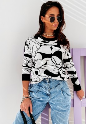 Sweter Cocomore Mouse Black