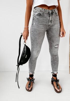 Spodnie Jeans Brook Grey