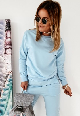 Bluza Comfort Blue