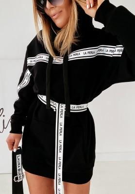 Bluza Sukienka La Perla Black