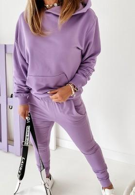 Spodnie Beverly Lilac