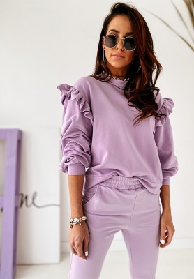 Bluza Santara Lilac