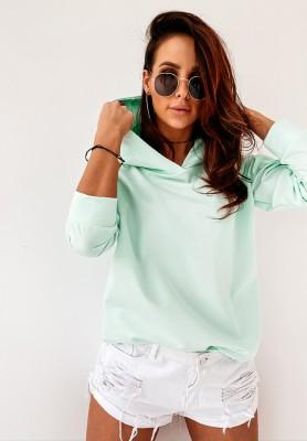 Bluza Simpli Mint