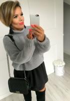 Sweter Boci Szary