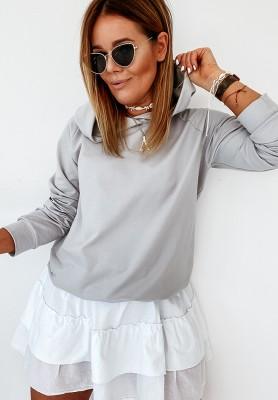 Bluza Simpli Grey