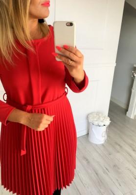 Sukienka Costa Czerwona
