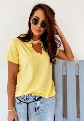 Bluzka Cassie Yellow