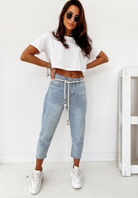 Spodnie Jeans Tokke