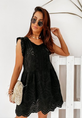 Sukienka Boho Siberica Black