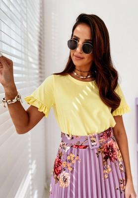 Bluzka Marcella Yellow